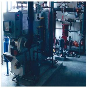 high efficiency boiler