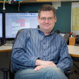 Joe Kunz, Service Manager