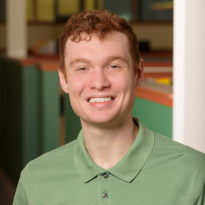Picture of Hunter-Davisson's Fleet Manager, Skylar Lindahl